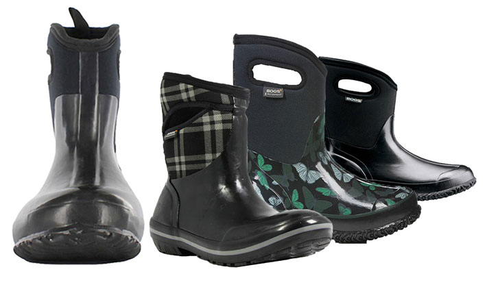 Boggs built a boot to withstand severe sub-zero temperatures. Available in a variety  of colors, patterns and styles at all our locations.