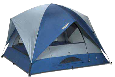 Tents Available at The Great Outdoors in Newport, Morrisville and Enosburg Falls, VT.