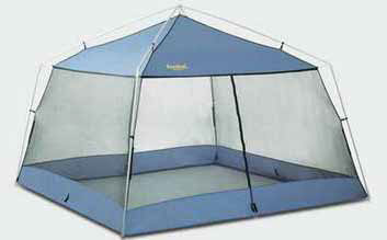 Tent House for Camping Available at The Great Outdoors in Newport, Morrisville and Enosburg Falls, VT.
