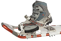 Tubbs Snowshoes Available at The Great Outdoors in Newport, Morrisville and Enosburg Falls, VT.